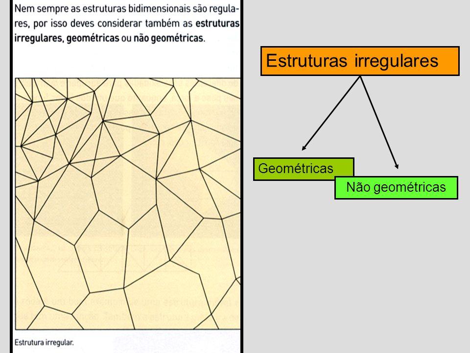 Estruturas irregulares