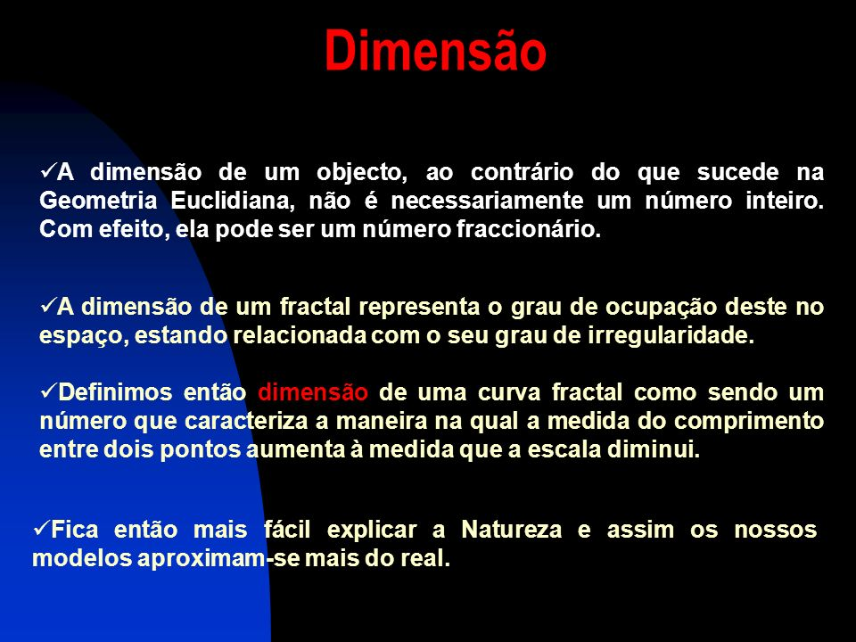 Dimensão