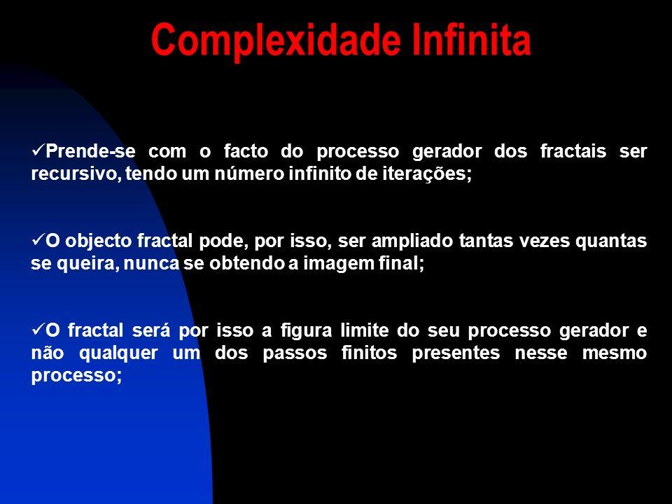 Complexidade Infinita