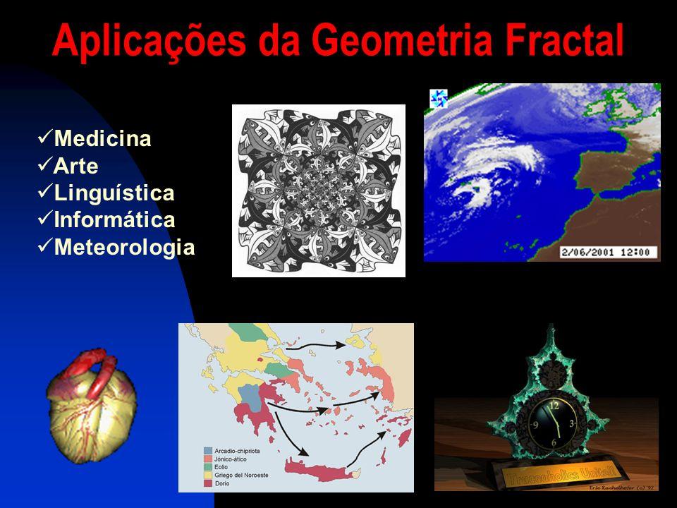 Aplicações da Geometria Fractal