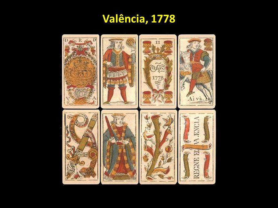 Valência, 1778 http://a_pollett.tripod.com/cards6.htm