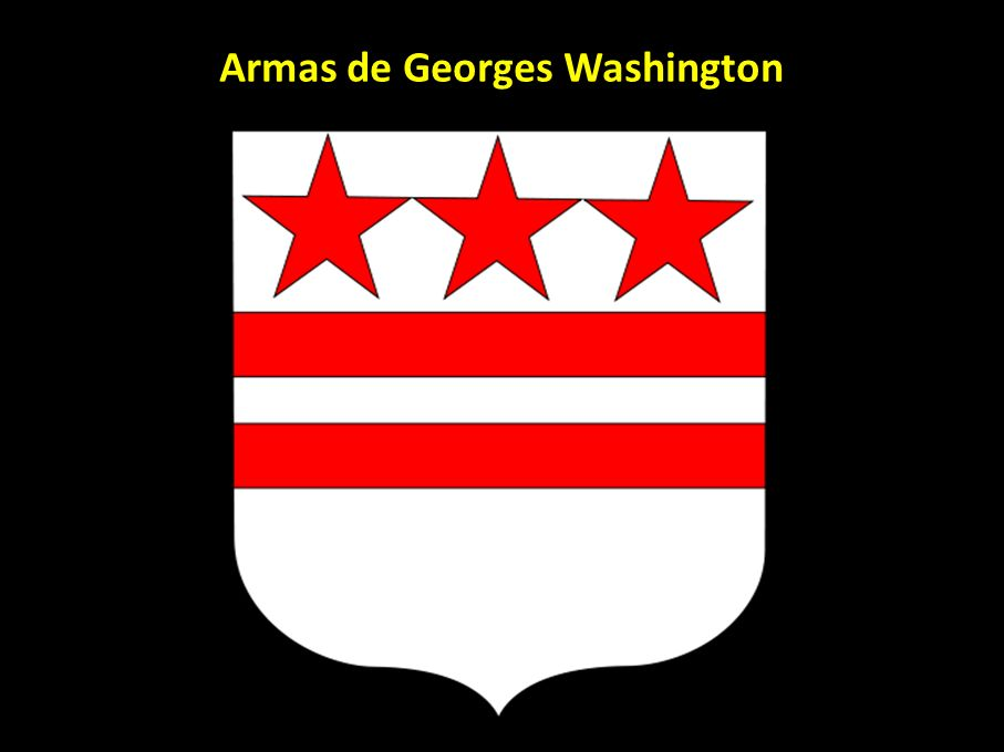 Armas de Georges Washington