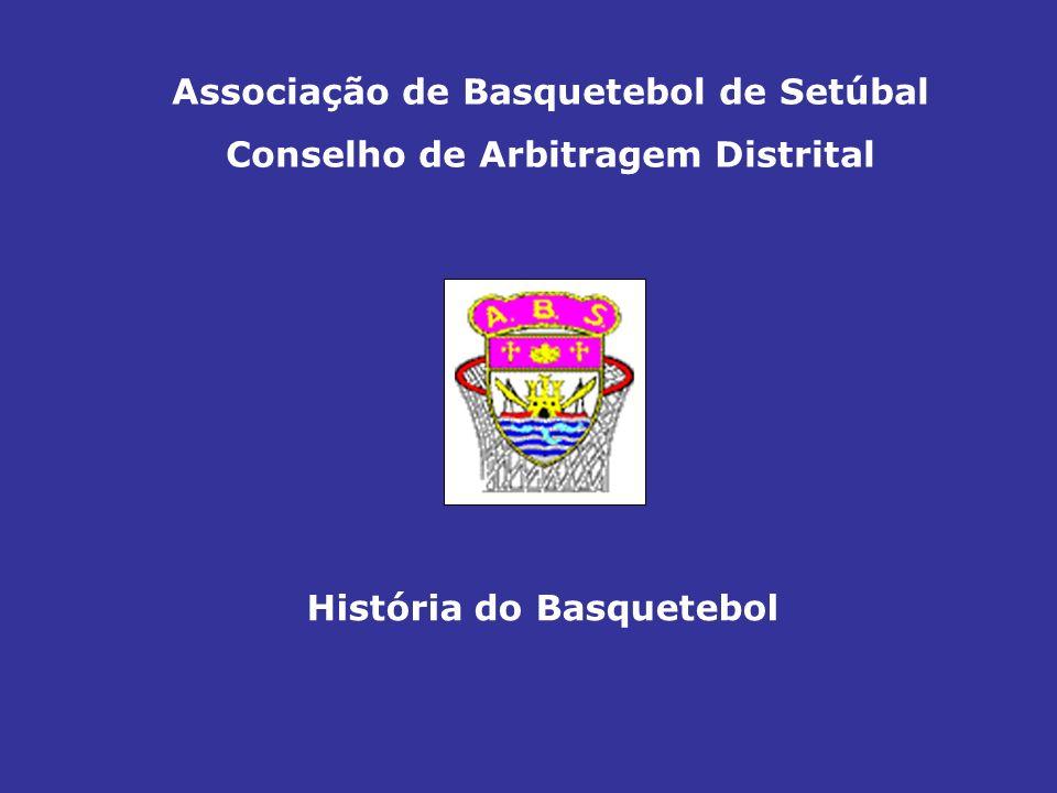 Associação de Basquetebol de Setúbal Conselho de Arbitragem Distrital