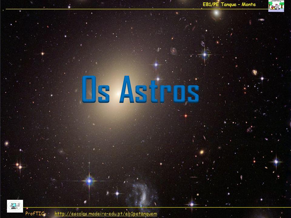 Os Astros EB1/PE Tanque - Monte
