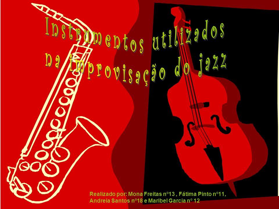 Instrumentos utilizados na improvisação do jazz
