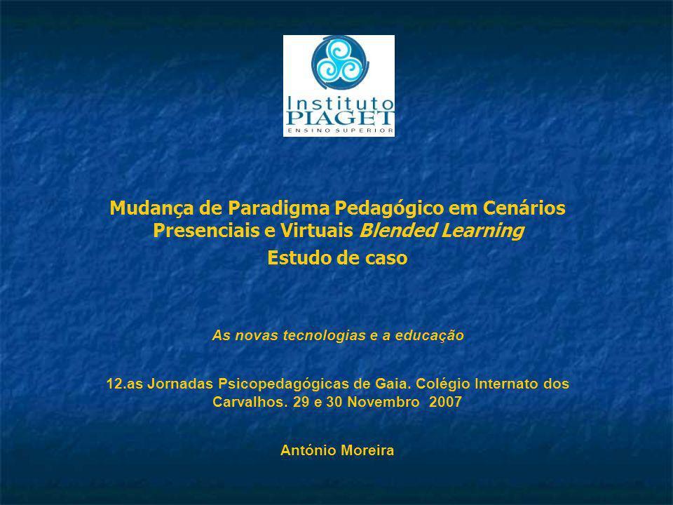 As novas tecnologias e a educação