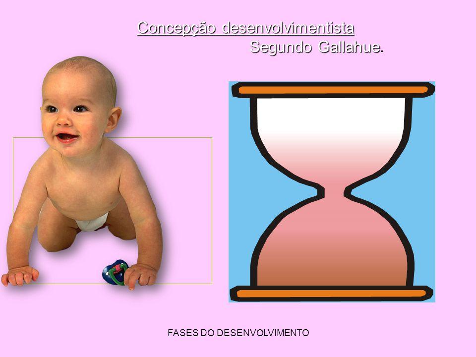 Concepção desenvolvimentista Segundo Gallahue.
