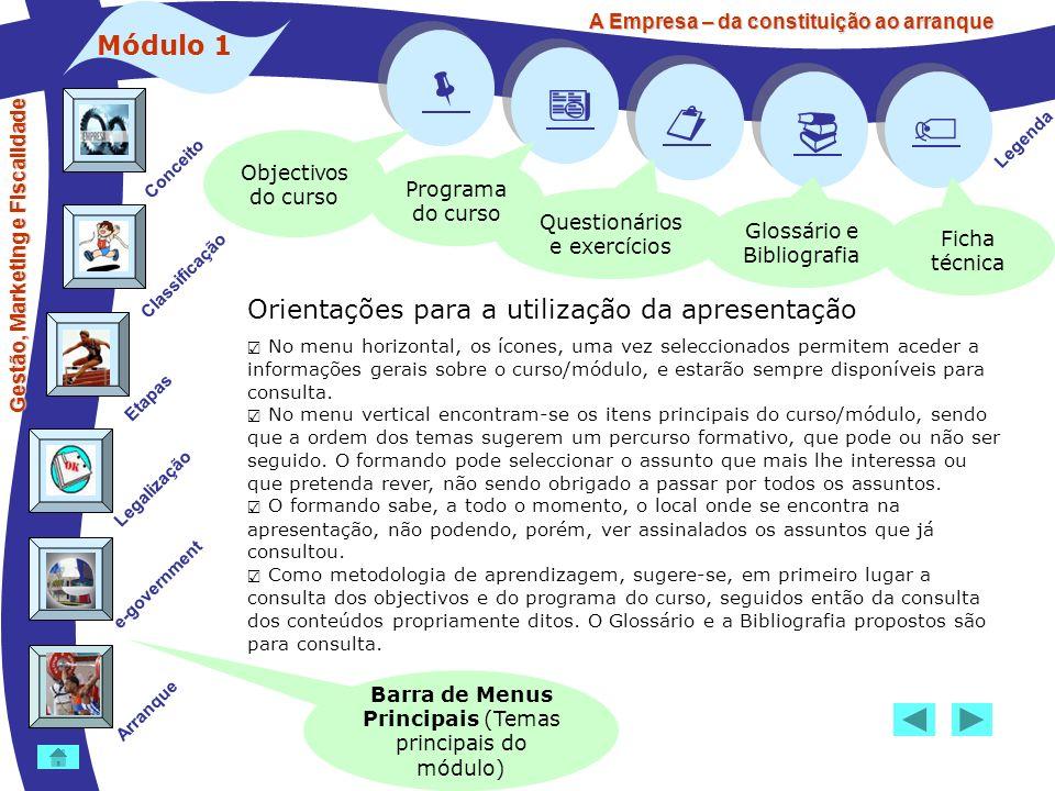     Módulo 1 Orientações para a utilização da apresentação