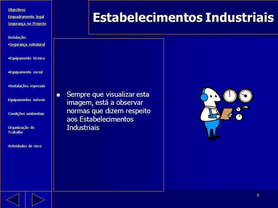 Estabelecimentos Industriais