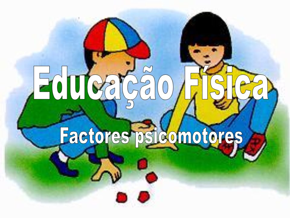 Factores psicomotores