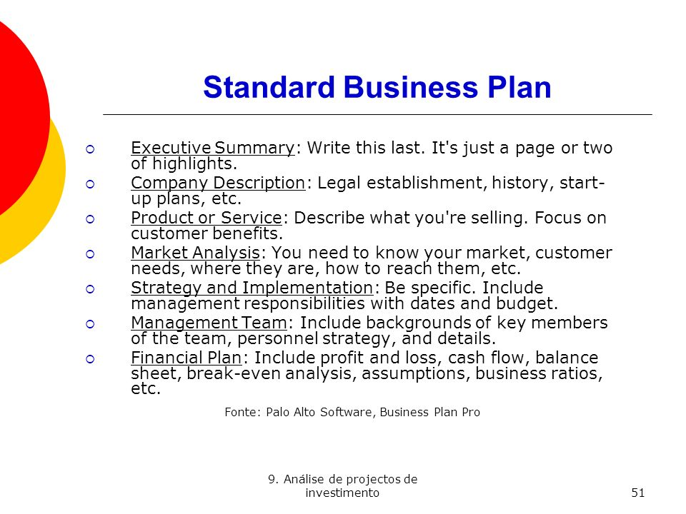 Business plan pro customer service