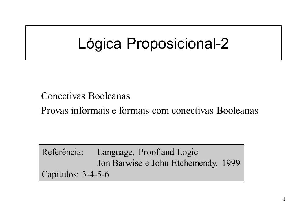 Lógica Proposicional-2