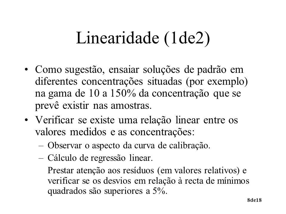Linearidade (1de2)
