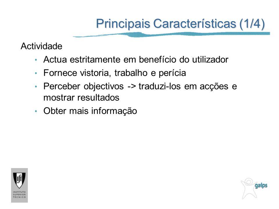 Principais Características (1/4)