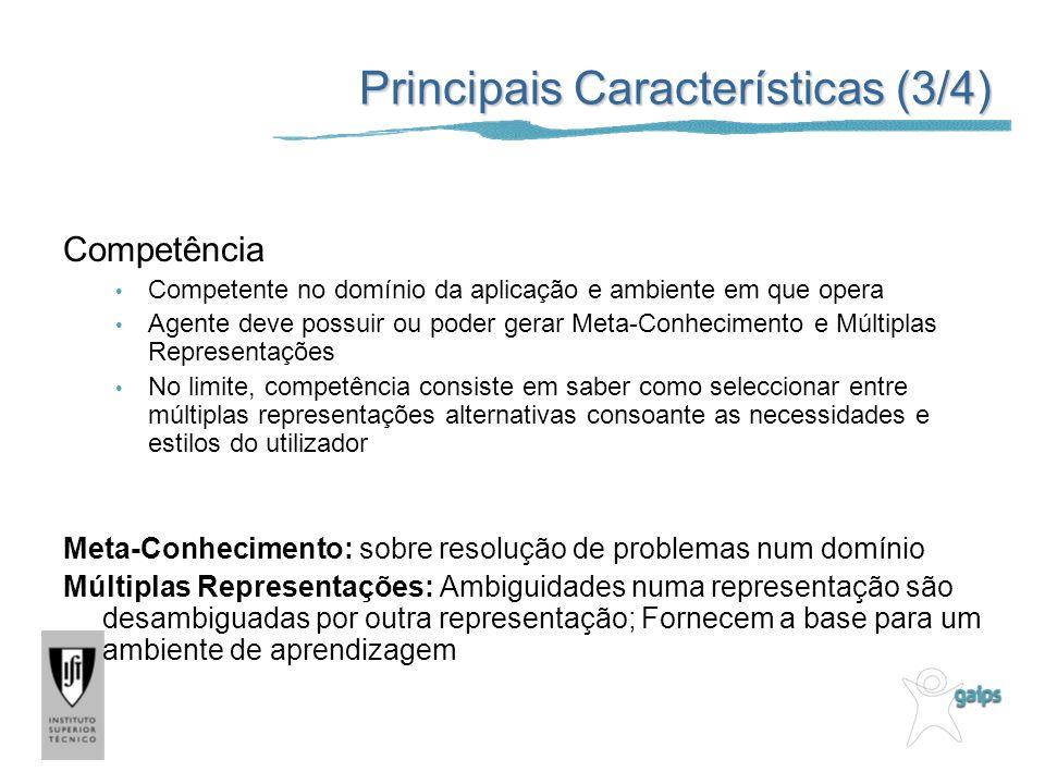 Principais Características (3/4)