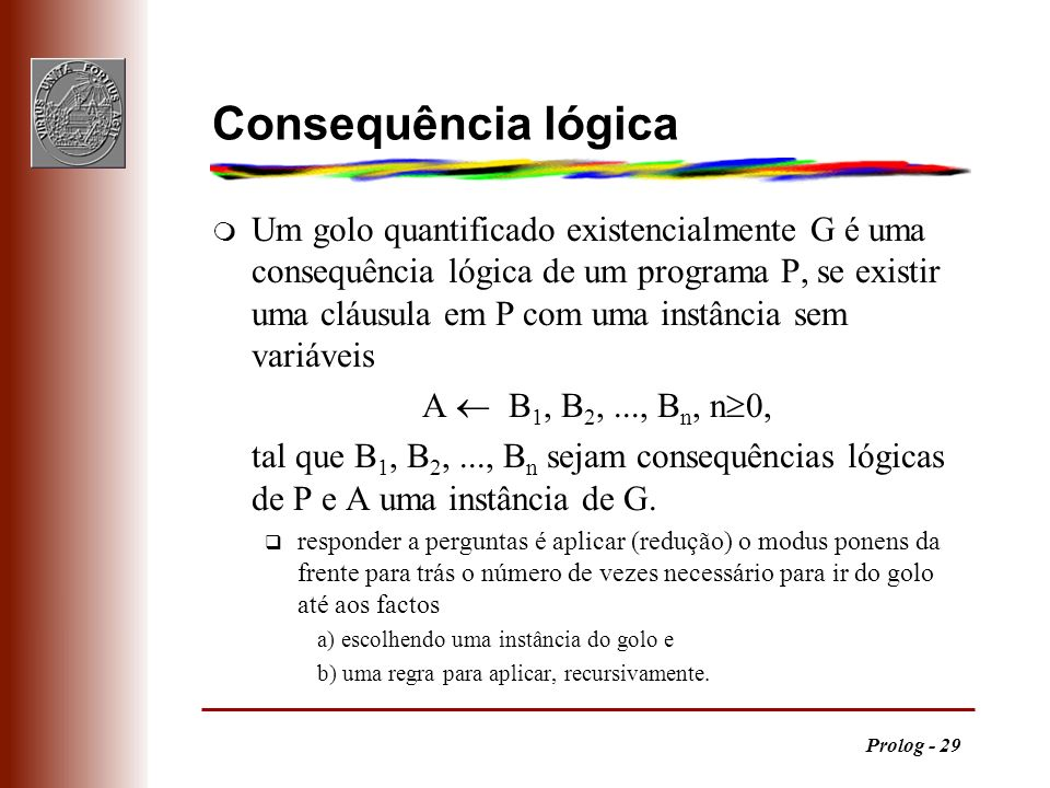 Consequência lógica
