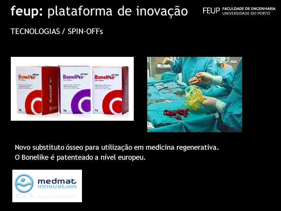 feup: plataforma de inovação