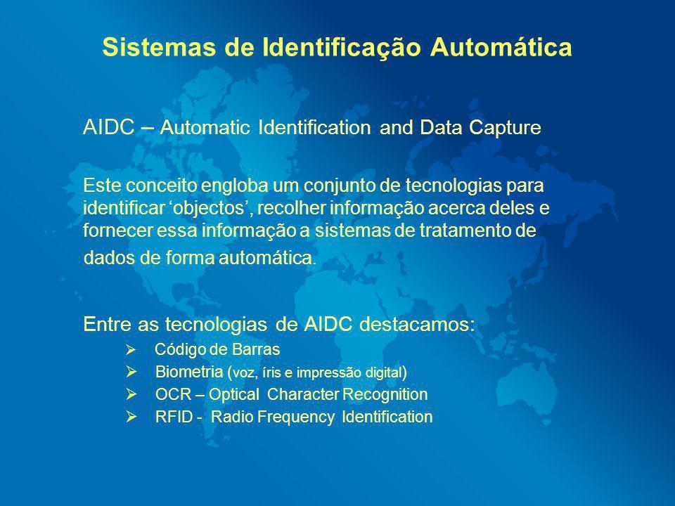 Sistemas de Identificação Automática