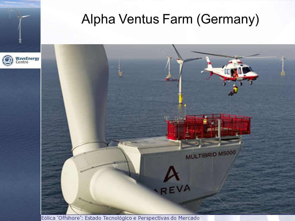 Alpha Ventus Farm (Germany)