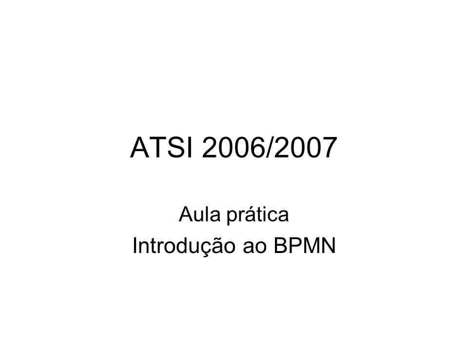 Aula prática Introdução ao BPMN