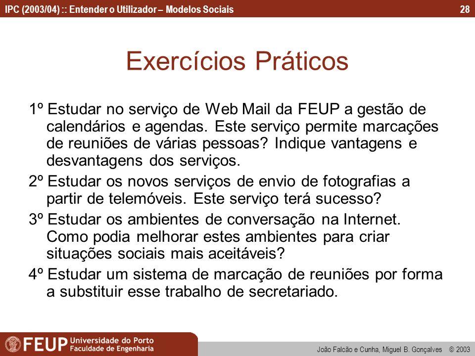 Exercícios Práticos