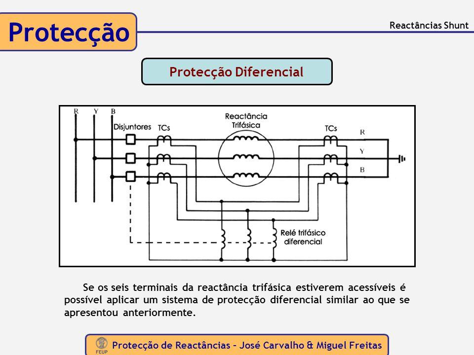 Protecção Diferencial