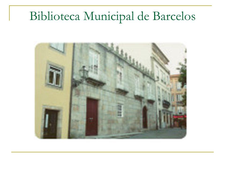 Biblioteca Municipal de Barcelos