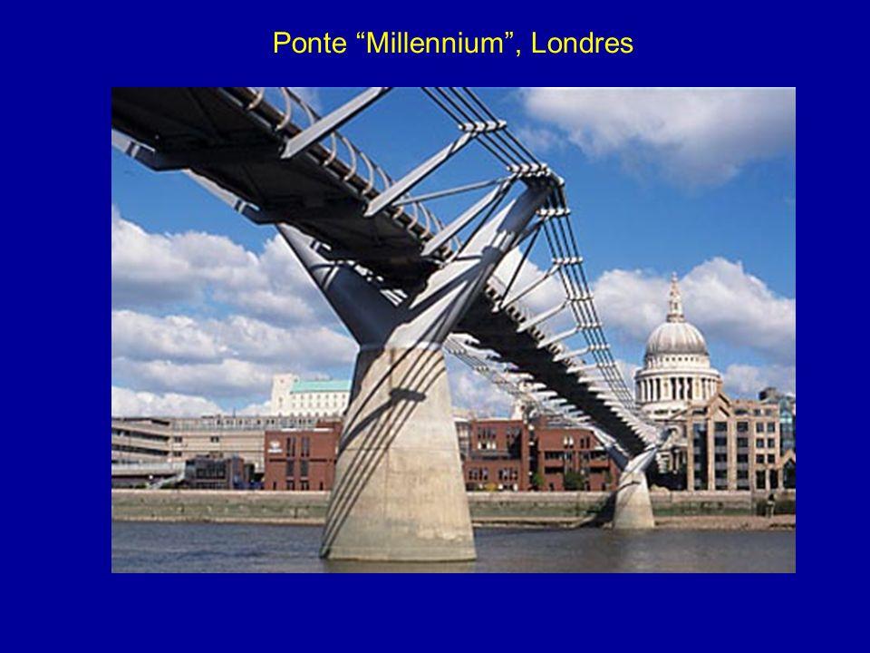 Ponte Millennium , Londres