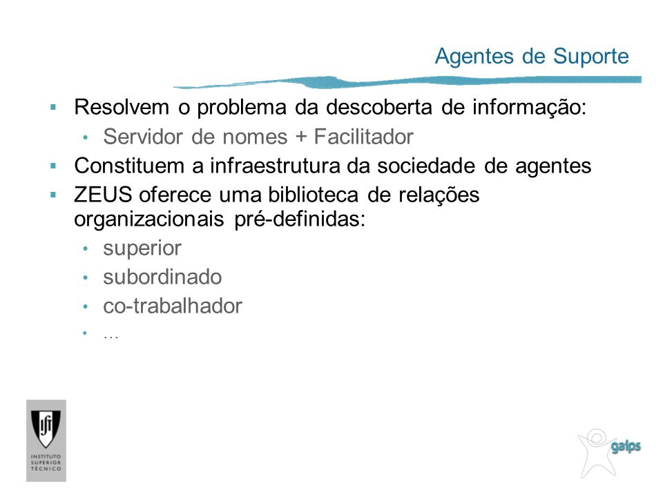 Resolvem o problema da descoberta de informação: