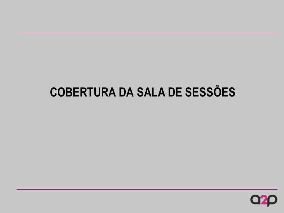 COBERTURA DA SALA DE SESSÕES