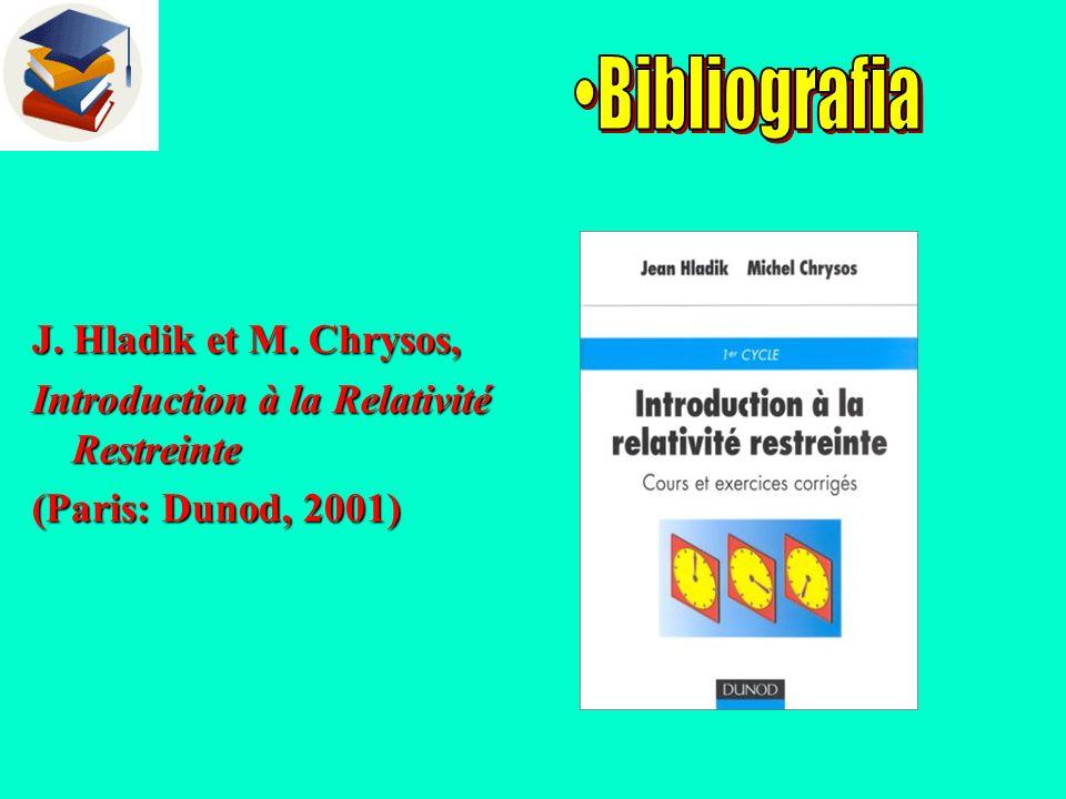 Bibliografia J. Hladik et M. Chrysos,
