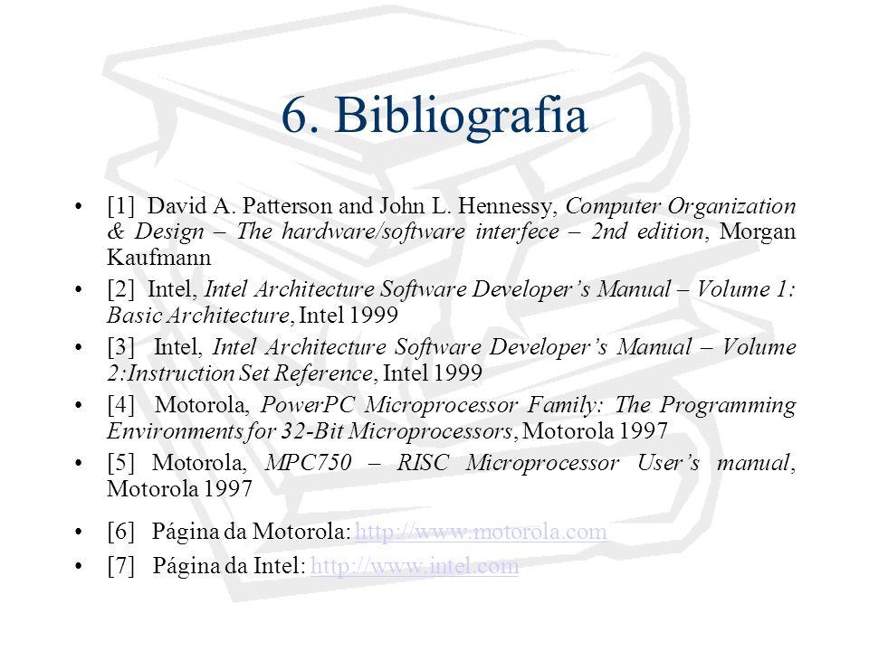 6. Bibliografia