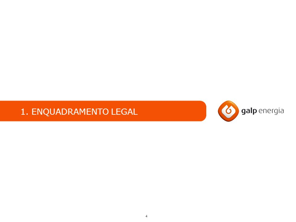 1. ENQUADRAMENTO LEGAL
