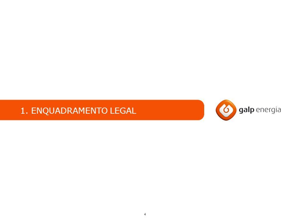 1. ENQUADRAMENTO LEGAL