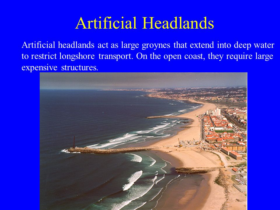 Artificial Headlands