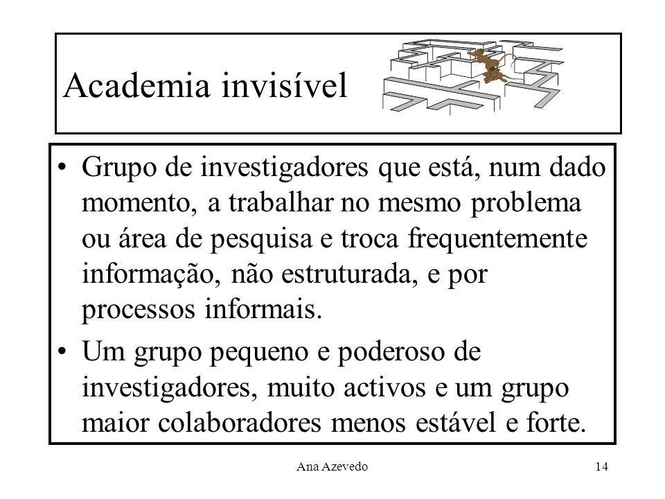 Academia invisível