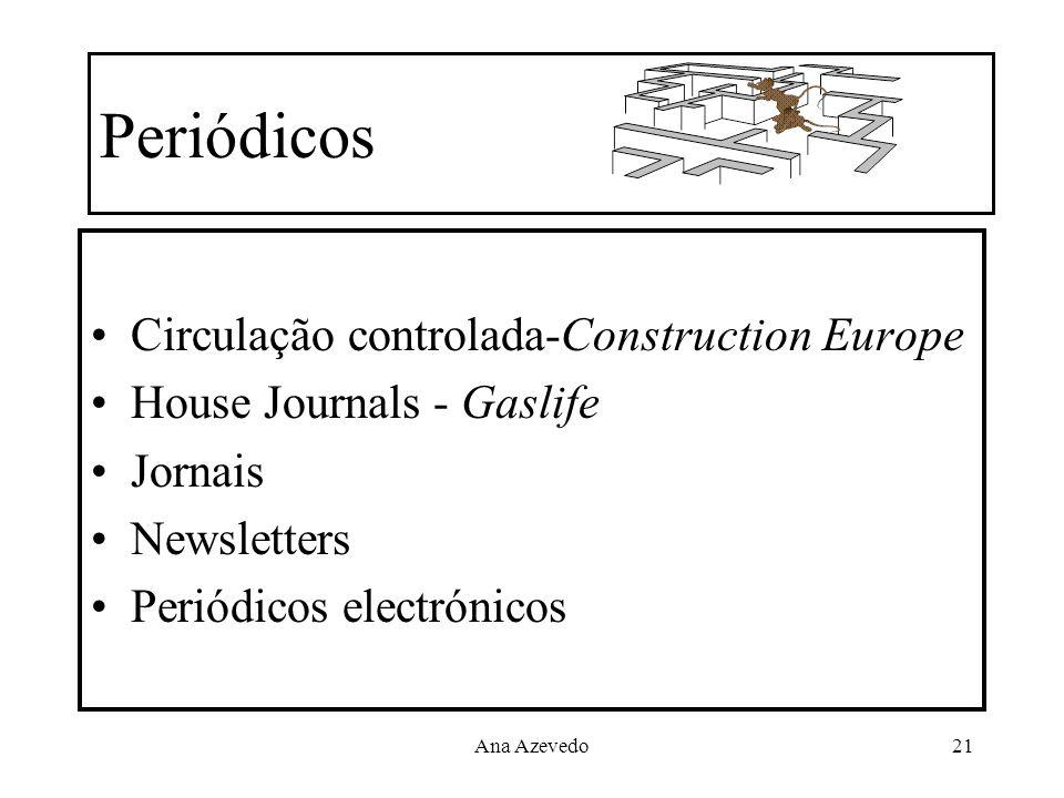 Periódicos Circulação controlada-Construction Europe
