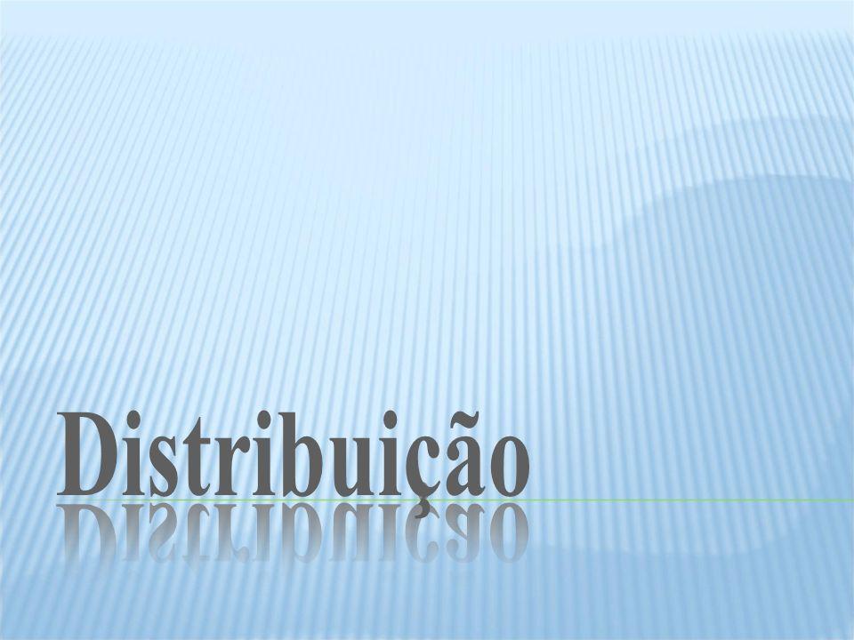Distribuição Distribuição