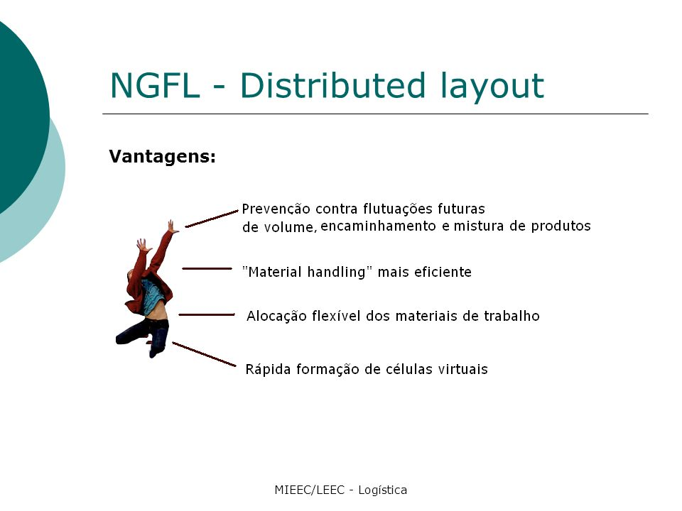 NGFL - Distributed layout