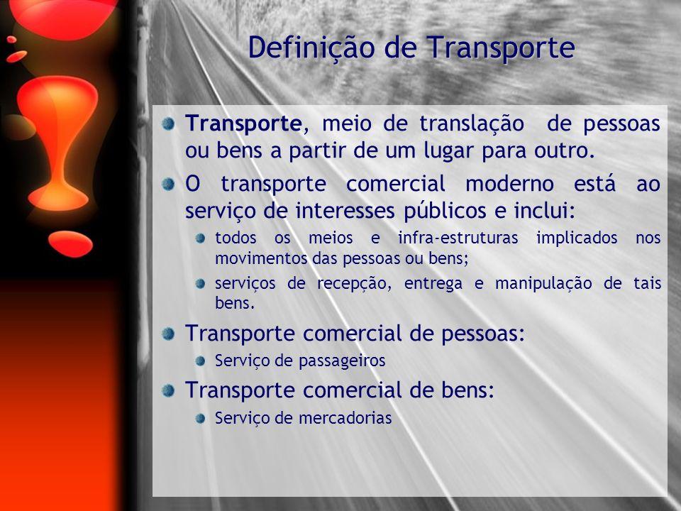 Definição de Transporte