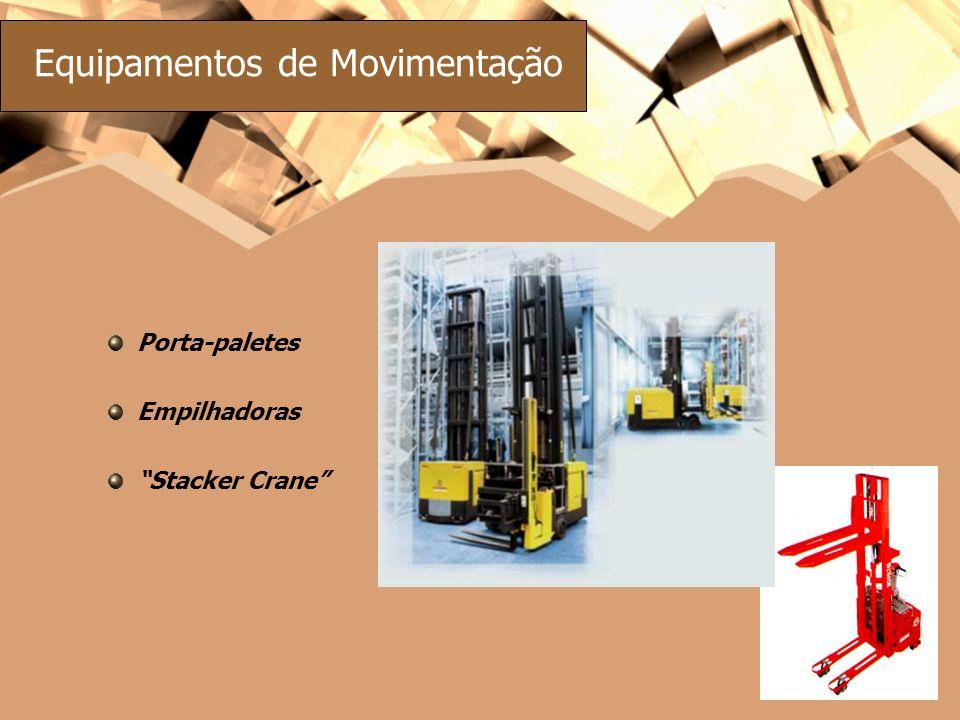 Equipamentos de Movimentação