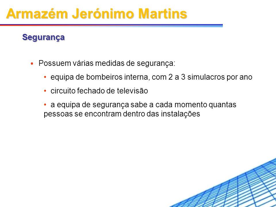Armazém Jerónimo Martins