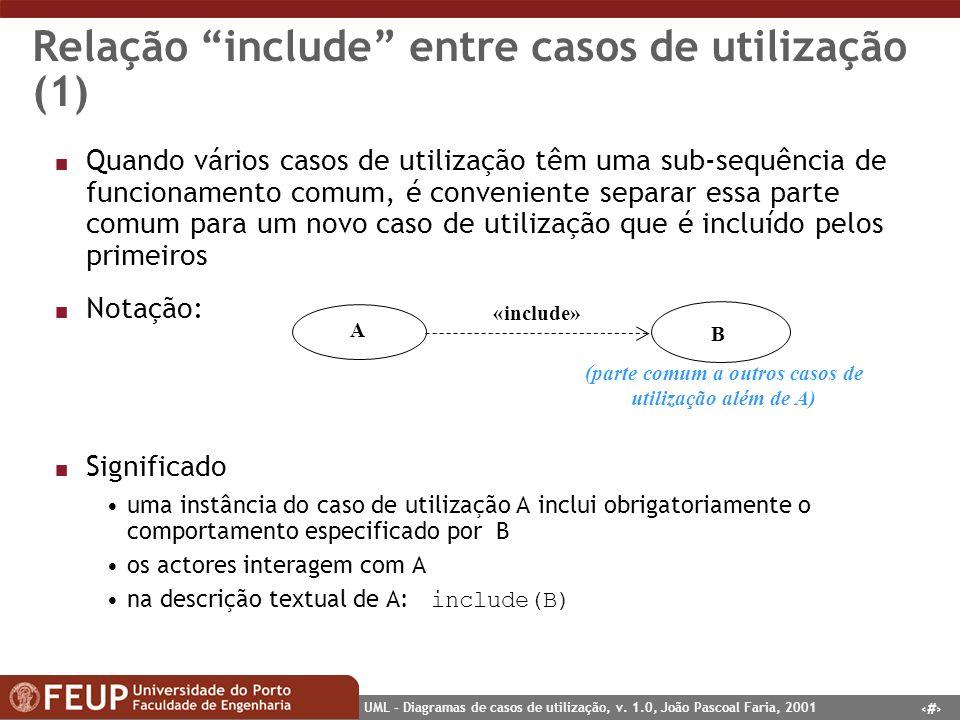 Relação include entre casos de utilização (1)