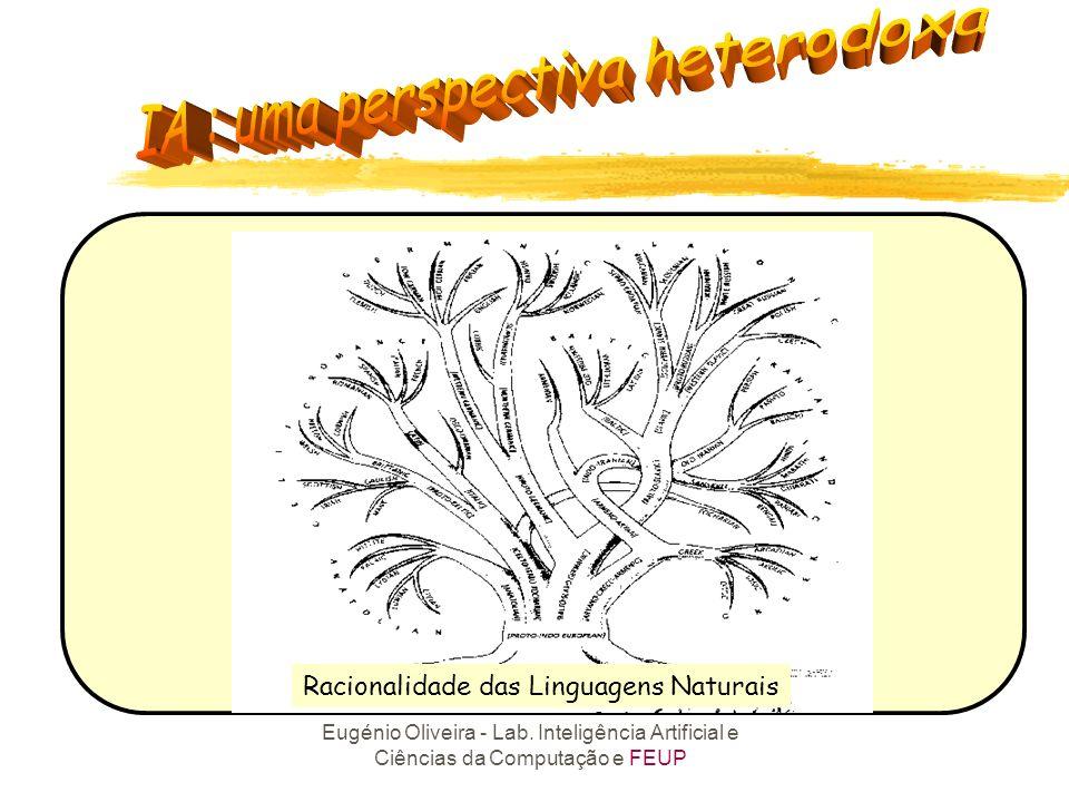 Racionalidade das Linguagens Naturais