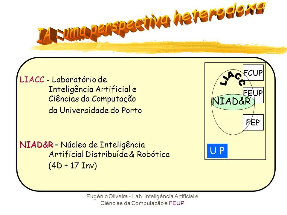 FCUP LIACC - Laboratório de Inteligência Artificial e Ciências da Computação. da Universidade do Porto.