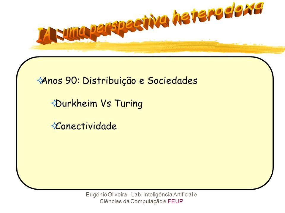Anos 90: Distribuição e Sociedades