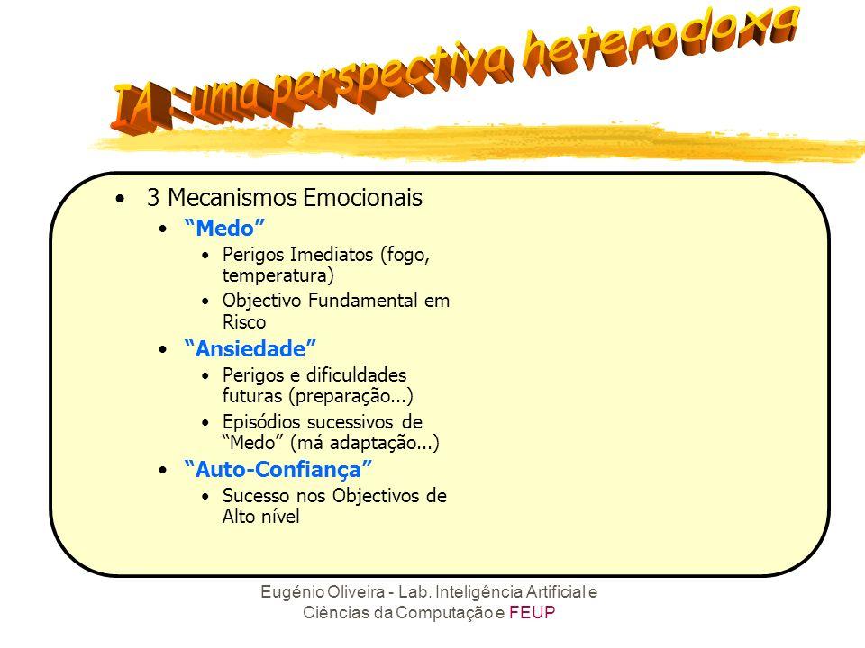 3 Mecanismos Emocionais