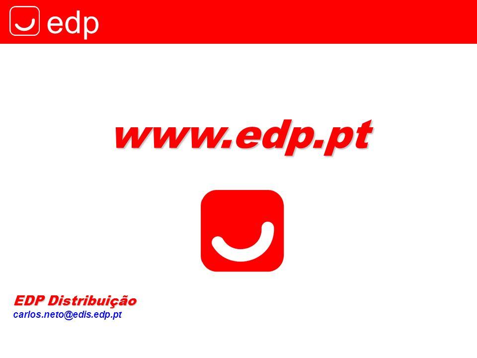 www.edp.pt EDP Distribuição carlos.neto@edis.edp.pt
