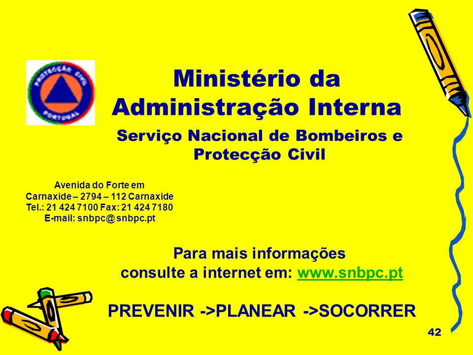 Ministério da Administração Interna