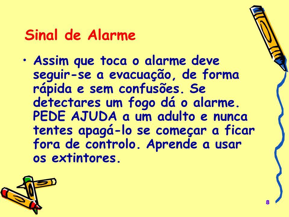 Sinal de Alarme